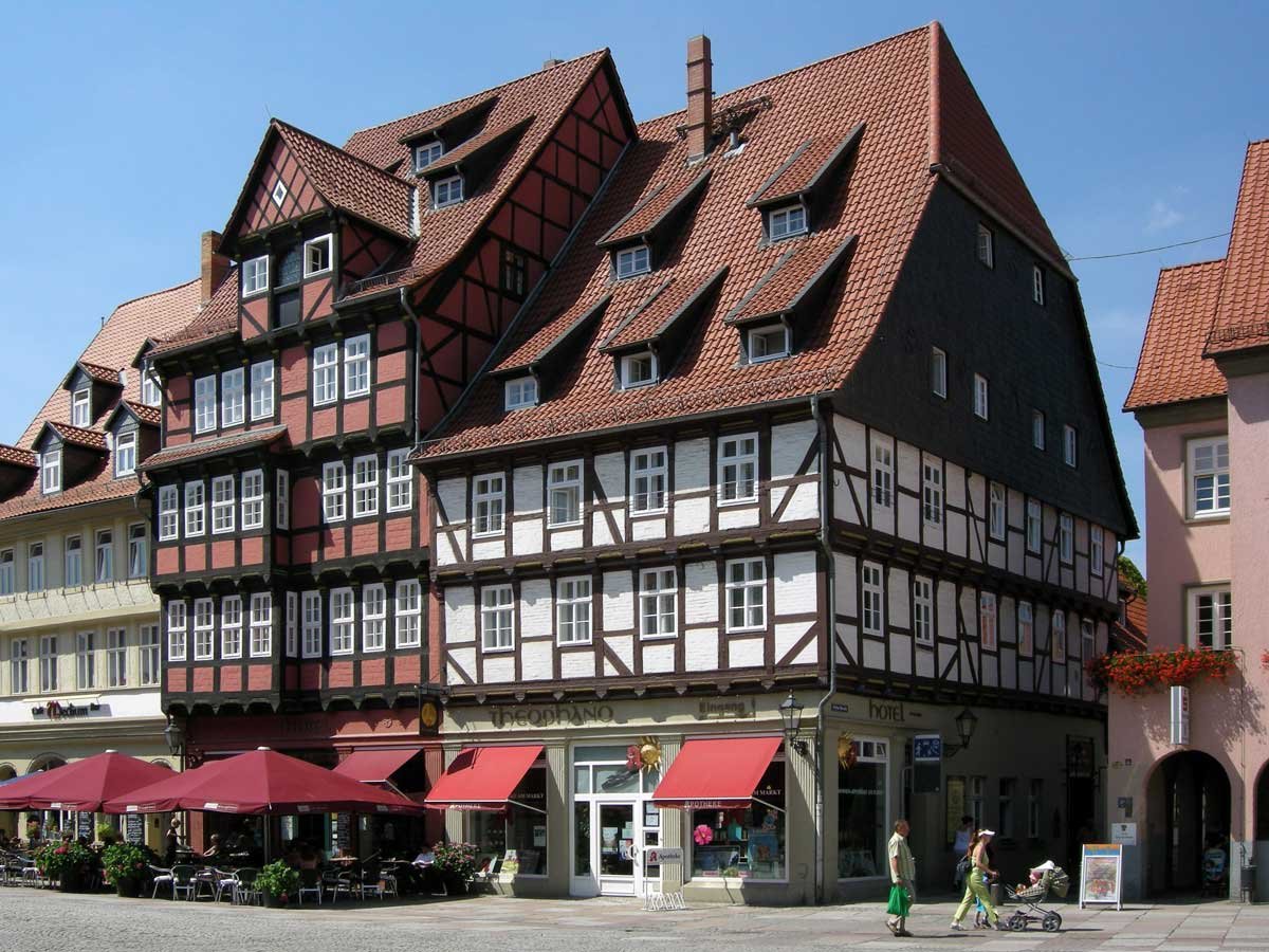 hotel theophano quedlinburg